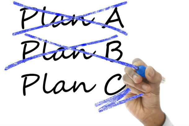 plan a b and c