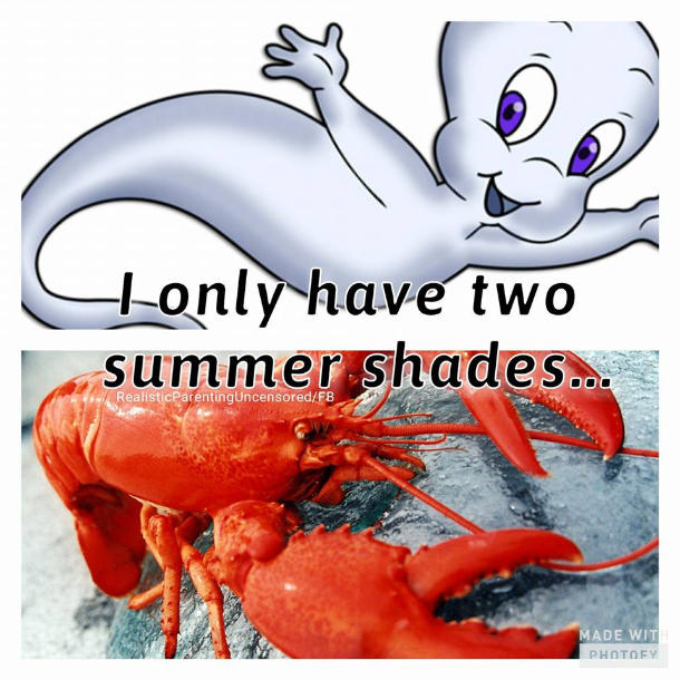 two summer shades