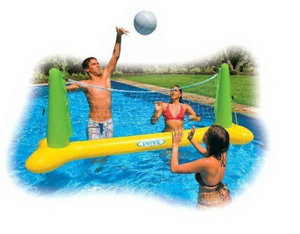 inflatable net