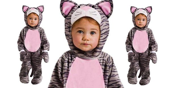 Furry toddler costume
