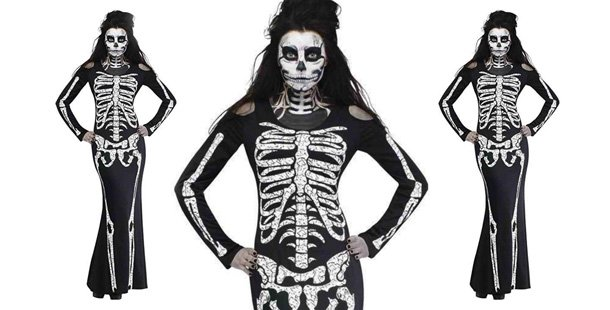 Gory costume for women