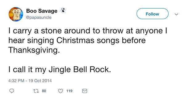 25 Funniest Thanksgiving Tweets You Can Relate To