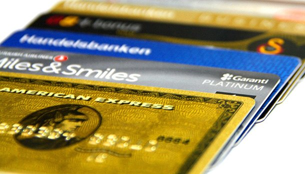 credit cards points