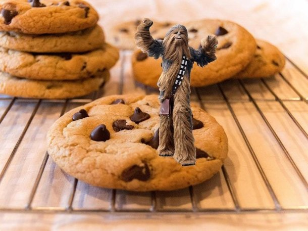 wookie on a cookie