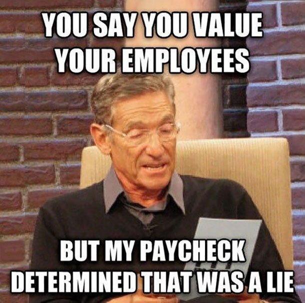 value employees