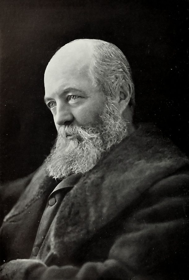 Fredrick Law Olmsted