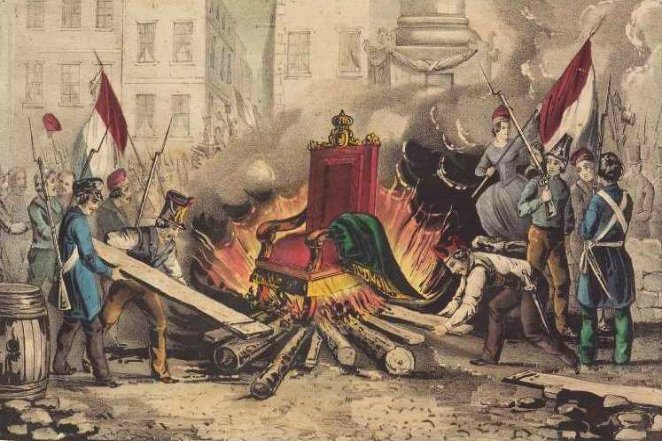 The_burning_of_the_throne_of_king_Louis_Philippe_during_the_French_revolution_of_1848_Paris_25th_February_1848
