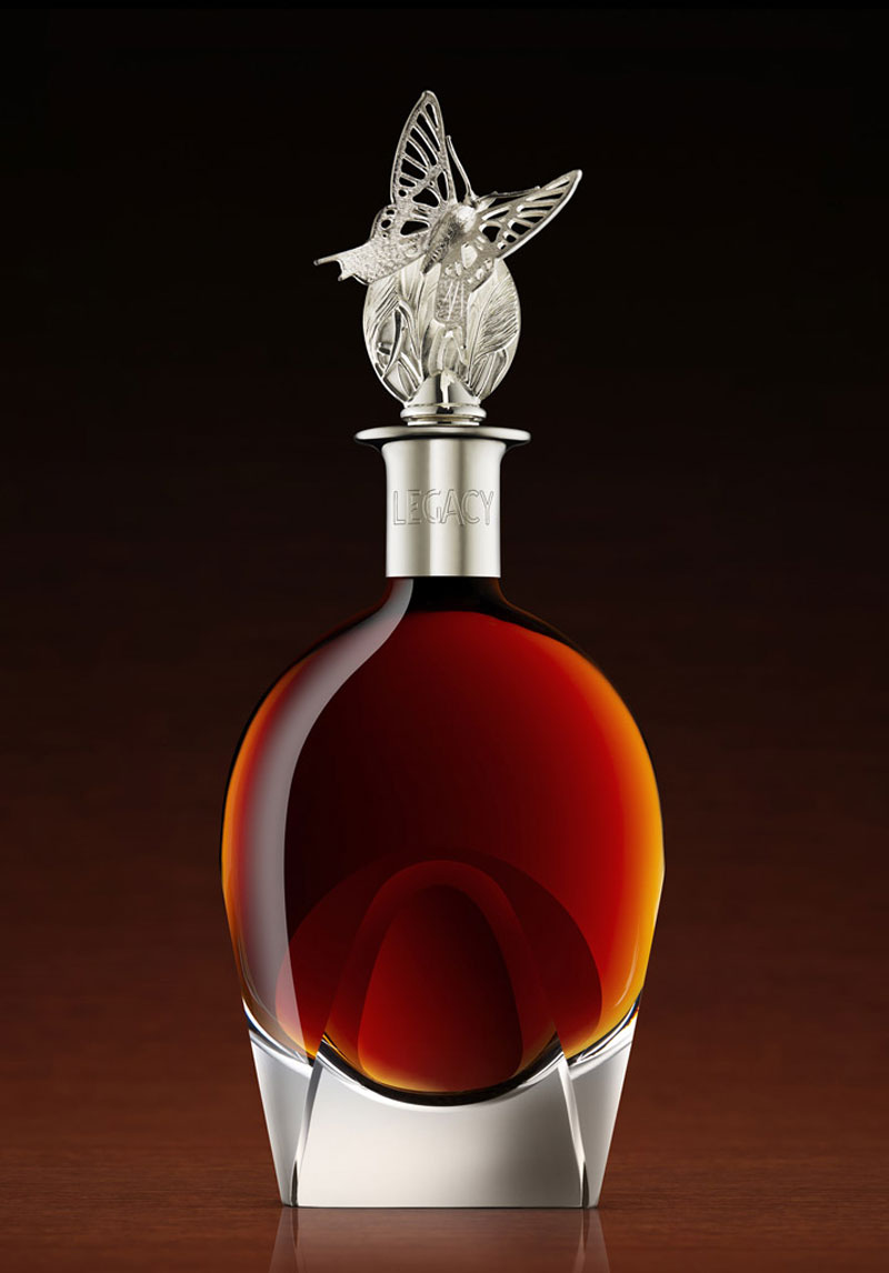 Legacy by Angostura - World's Most Expensive Rum Sells for $25,000