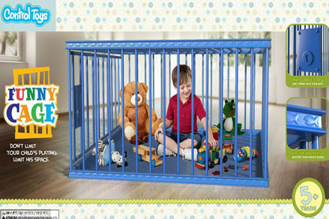 toycage